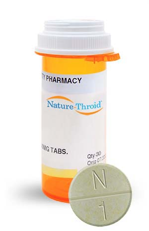 Nature-Throid Medication